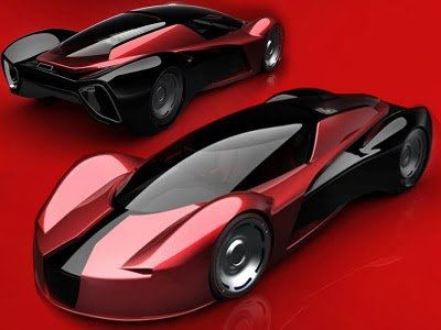 Top speedy Autos: 2011 Samir Sadikhov Incepto Sports Car Concept