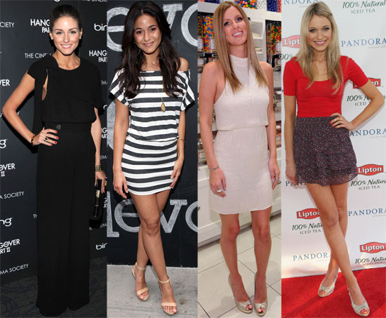 Fab's Top 10 Celebrity Looks of the Week — Nicky, Emmanuelle, Olivia, and More!