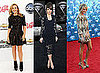 Pictures of Celebrities Top Ten Best Dressed Kylie Minogue Carrie Underwood Rose Byrne Taylor Swift