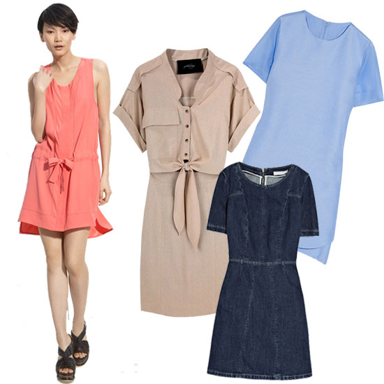 Seven Simple (and Chic) Summer Dresses