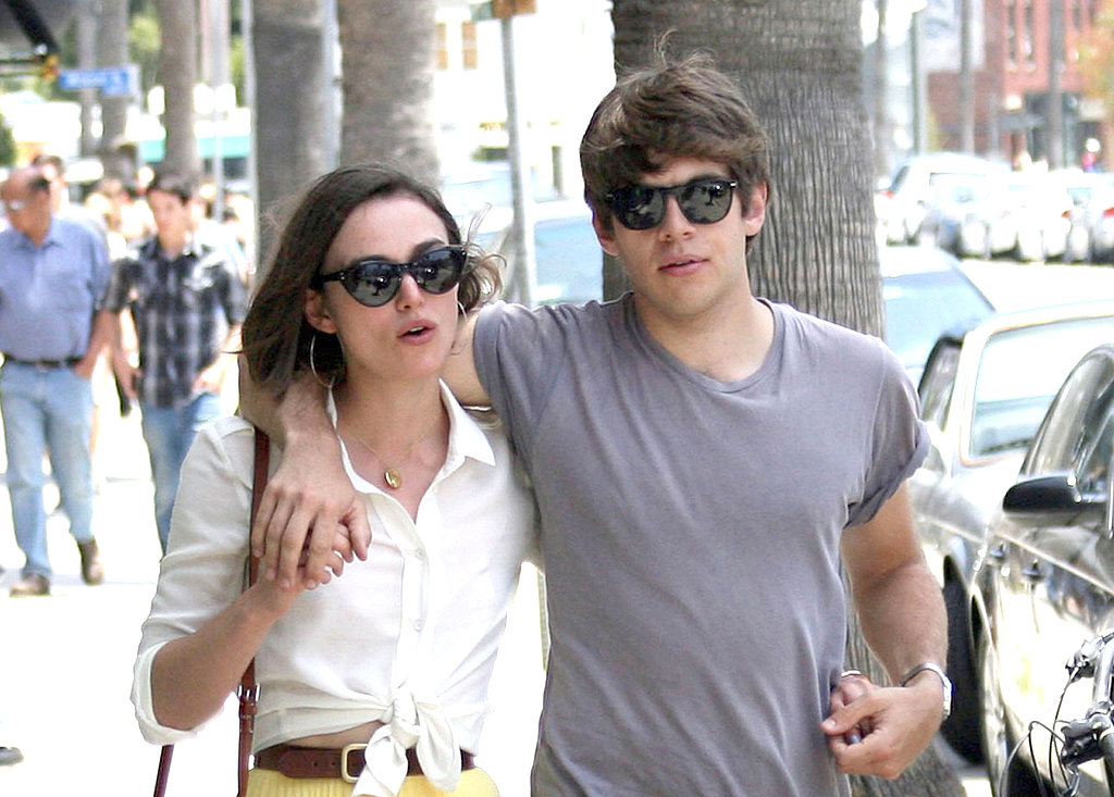 Keira and James Take Their Romance to Venice For the Holiday Weekend