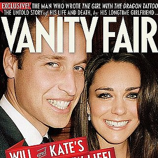 Prince William and Kate Middleton Picture on the Cover of July 2011's Vanity Fair