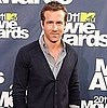 Ryan Reynolds MTV Movie Awards Pictures