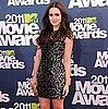 Lily Collins Pictures at the 2011 MTV Movie Awards