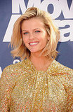 "Brooklyn Decker Sparkles and Brings ""High School BFF"" to MTV Movie Awards"