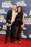 Nikki Reed Announces Engagement to Paul McDonald and Debuts Ring on MTV Movie Awards Carpet!