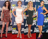 Best-Dressed Celebs at 2011 MTV Movie Awards