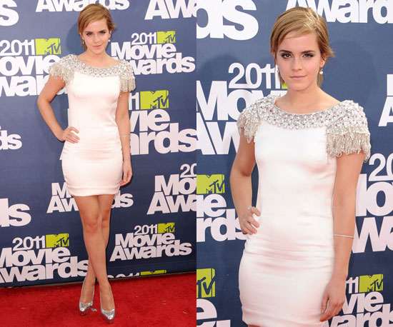 Emma Watson at 2011 MTV Movie Awards
