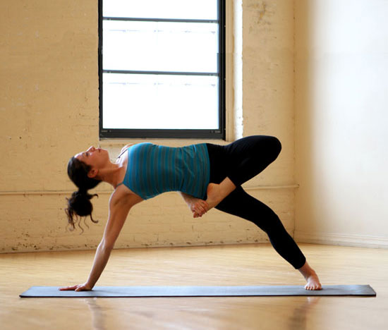 Get Amazing Arms With These Advanced Yoga Poses