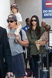 Matthew McConaughey and Family Return Home For His LA Film Festival Premiere