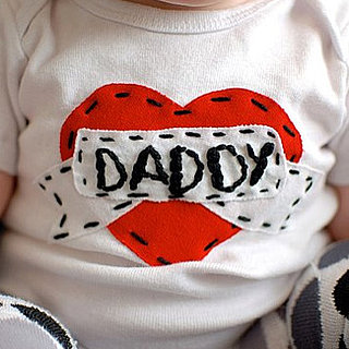 Onesies Dedicated to Dads