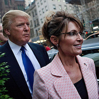 Sarah Palin and Donald Trump in NYC