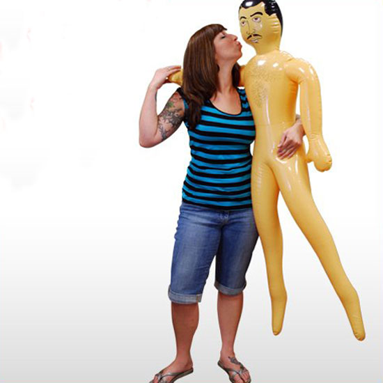 Inflatable, Anatomically Incorrect Man