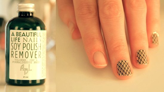 See If Soy Nail Polish Remover Really Works