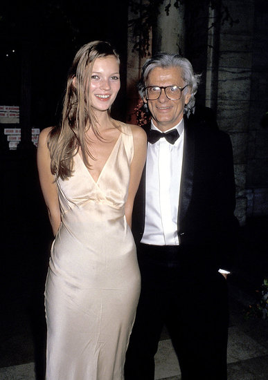 The Bride Wore White — A Look Back at Kate Moss's Best White Dress Moments