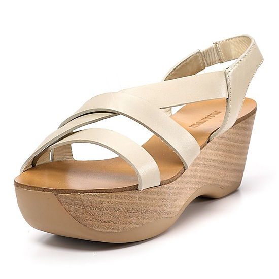 Jil Sander Phoebe Wedge, Bloomingdales, $525