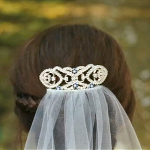 Twilight: Breaking Dawn Bella Swan Wedding Scene Hair 2011-06-02 21:01:55