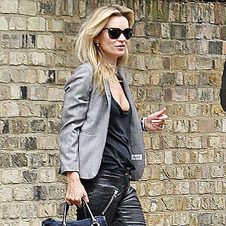 Pictures of Kate Moss and Jamie Hince in London
