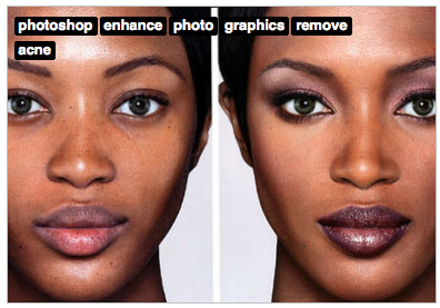 Photoshop Makeover