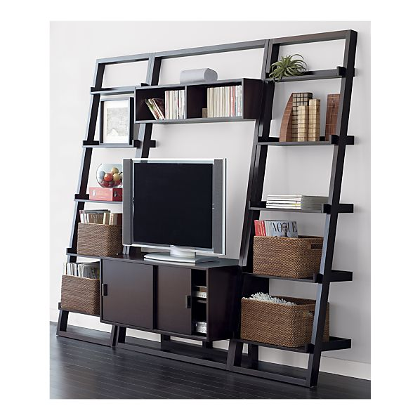 Crate & Barrel Sloane Media Stand ($639)