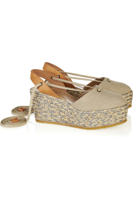 Summer Accessories Guide: 10 Superchic Espadrilles