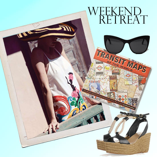 What to Pack For a Weekend Getaway: Three Stylish Escapes