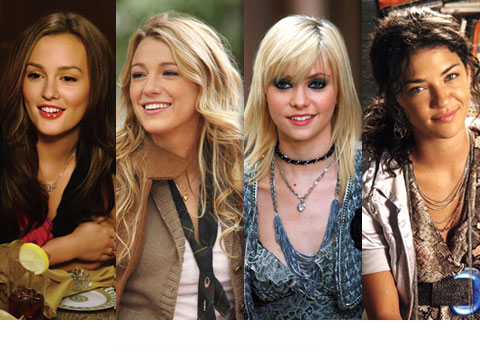 Which Gossip Girl are you?