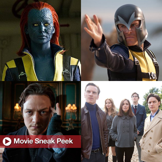 Movie Sneak Peek — X-Men: First Class
