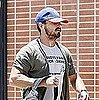 Shia LaBeouf Pictures Leaving the Gym
