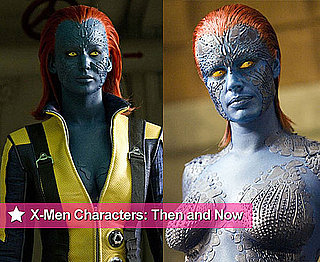X-Men: First Class Character Pictures From Past and Present