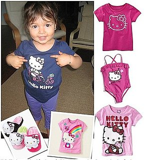 Hello Kitty Products For Kids