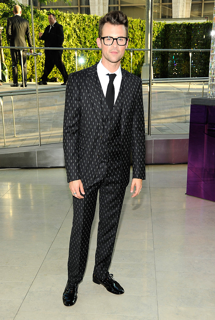 Brad Goreski in Simon Spurr