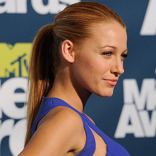 Blake Lively's Hair at the 2011 MTV Movie Awards 2011-06-06 11:35:00