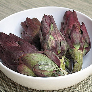 How to Trim Baby Artichokes