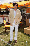 Naomi, Hugh, and Isla Join Polo Hottie Nacho at the Veuve Clicquot Classic