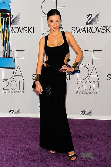 Miranda Kerr(2011 CFDA Fashion Awards)