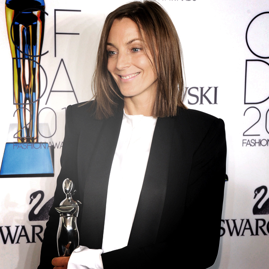 Phoebe Philo for Céline, 2011 International Award