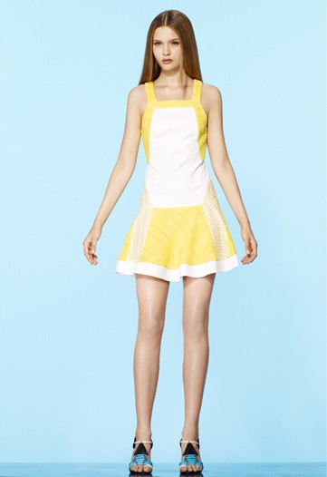 Thakoon Resort 2012