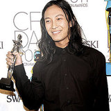 Alexander Wang, 2011 CFDA Accessory Designer of the Year