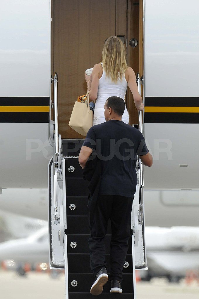 Cameron Diaz and Alex Rodriguez Take Their Going-Strong Romance Up in the Air