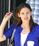 Jennifer Garner Grabs a Bite With a Friend Following Ben's Honorable Weekend