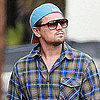 Pictures of Leonardo DiCaprio in LA