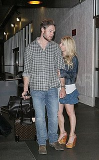 Jessica Simpson Pictures PDA With Eric Johnson