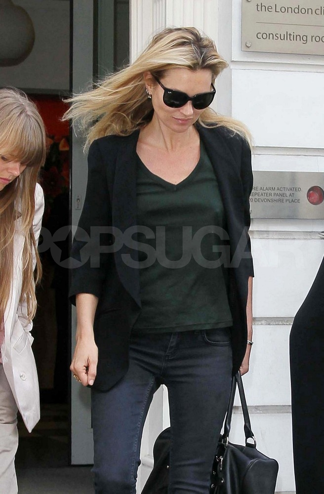 Kate Moss Begins Her Wedding Countdown!