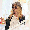 Rachel Zoe Shopping For Baby Skyler at Petit Tresor in LA