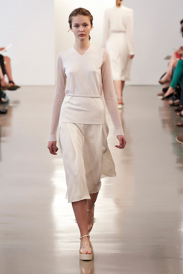 Calvin Klein Resort 2012