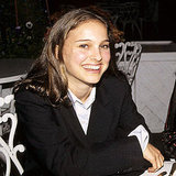 Natalie Portman attended an event at Tavern on the Green in Central Park in 1996.