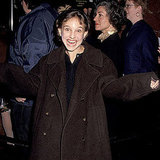 Natalie Portman was animated at a 1994 movie premiere in NYC.