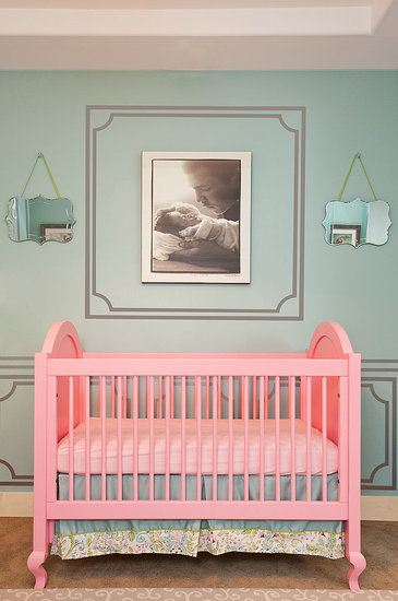 "The ""Hope"" Crib, Changer and Toy Box"