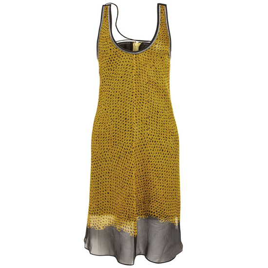 Proenza Schouler Shibori Shift Dress, $875